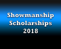 Showmanship Scholarships 2018